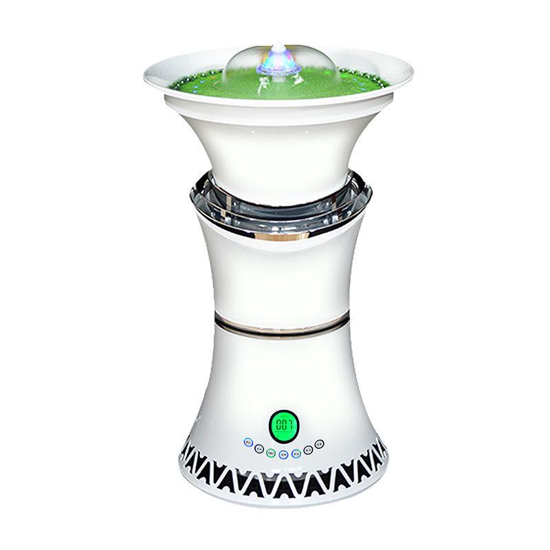S-660 Fountain Negative Ion Air Purifier