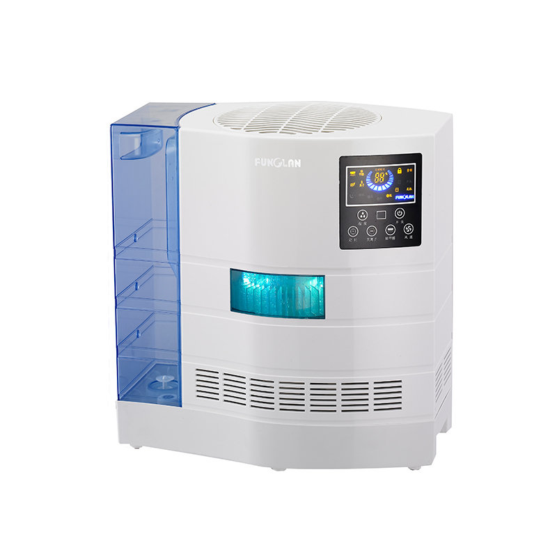 Water-Washing Ionic Pro Air Purifier KJ-180B