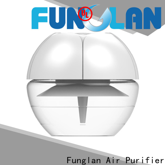 Funglan High-quality air purifier permanent filter company for bedroom