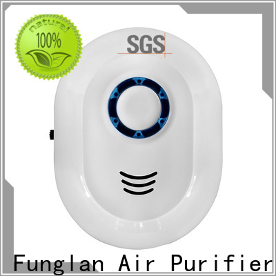 Funglan ozone gen factory for converting oxygen into ozone
