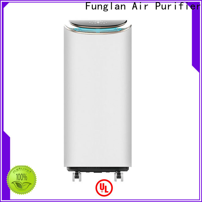 Funglan national air purifier for business used to decompose and transform various air pollutants