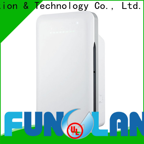Funglan Custom air conditioner air purifier dehumidifier for business for STERILIZING