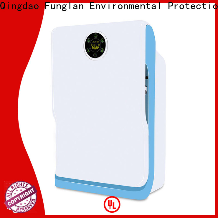 Funglan Wholesale wearable air purifier manufacturers for killing bacteria and virus