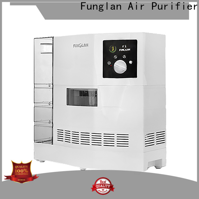 Top electrostatic air filter Supply for purifying the air