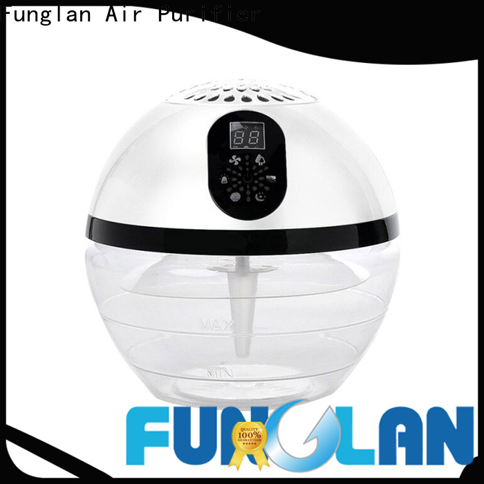Funglan New home air cleaning systems for business used to decompose and transform various air pollutants