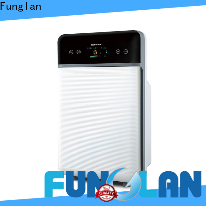 Funglan surround air purifier factory for STERILIZING