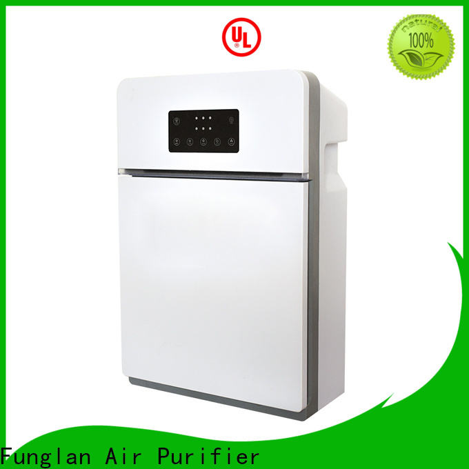 Funglan air purifier dangers company for killing bacteria and virus