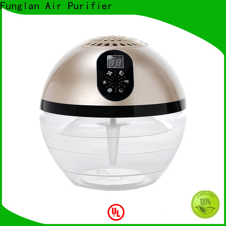 Funglan Custom air cleaner for sale company used to decompose and transform various air pollutants