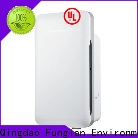 Funglan air scrubber factory for household