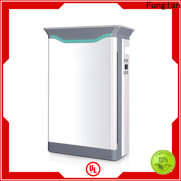 Funglan Latest air purifier 2016 company for home use