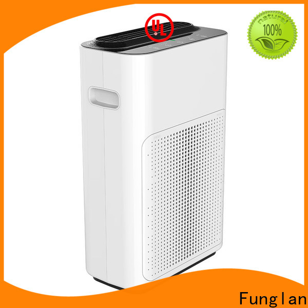 Latest mini air cleaner factory