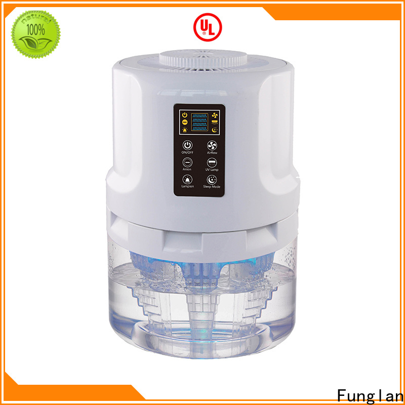 Wholesale top home air purifier Supply for bedroom