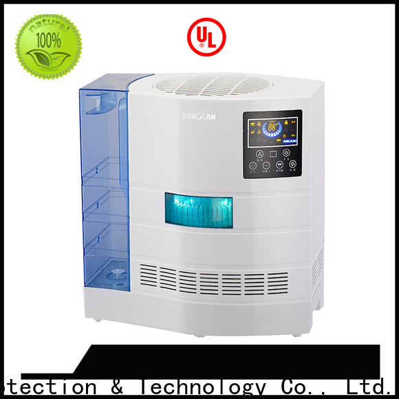 Funglan Best air cleaner humidifier factory for bedroom