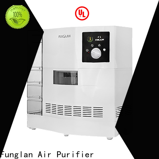 Funglan friedrich air cleaner manufacturers used to decompose and transform various air pollutants