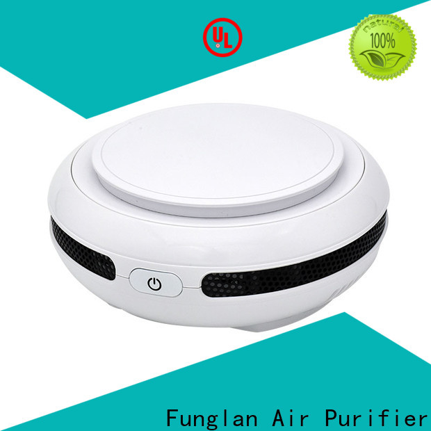 Funglan ionic breeze car air purifier manufacturers for purifying car formaldehyde