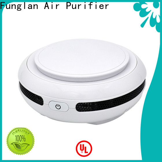 Funglan car air cleaner factory for air purification in cars