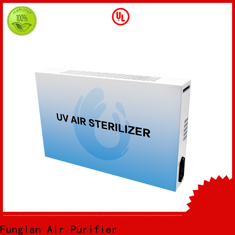 Funglan High-quality light air purifier Supply for killing bacteria and virus