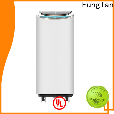 Funglan Latest fan and air purifier manufacturers used to decompose and transform various air pollutants