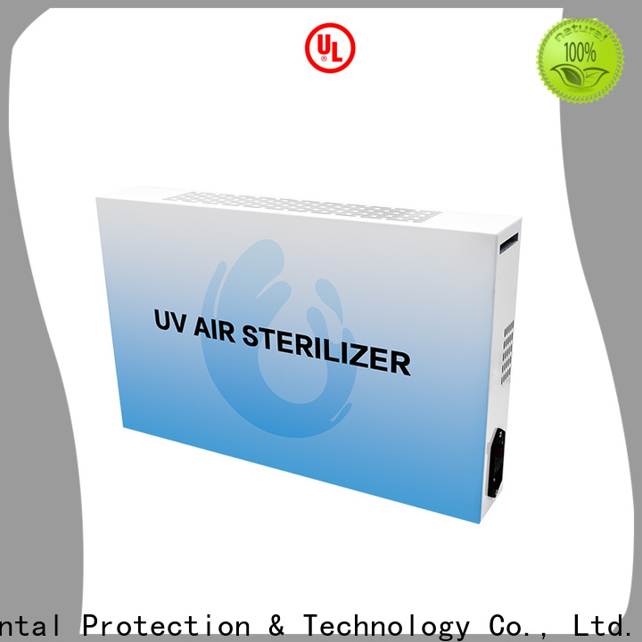 New air purifier maintenance company for STERILIZING