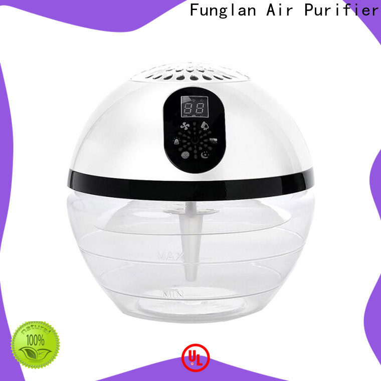 Funglan home air cleaning systems for business used to decompose and transform various air pollutants