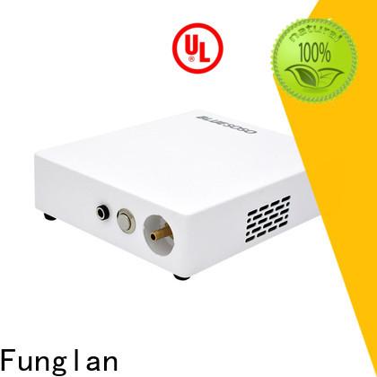 Custom nano air filter for car factory for purifying car formaldehyde
