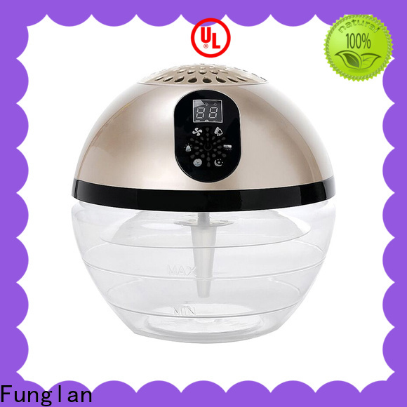 Funglan Top chrome air cleaner factory for bedroom