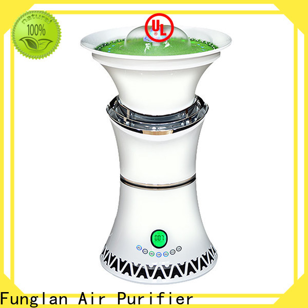 Funglan air cleaner dust manufacturers used to decompose and transform various air pollutants