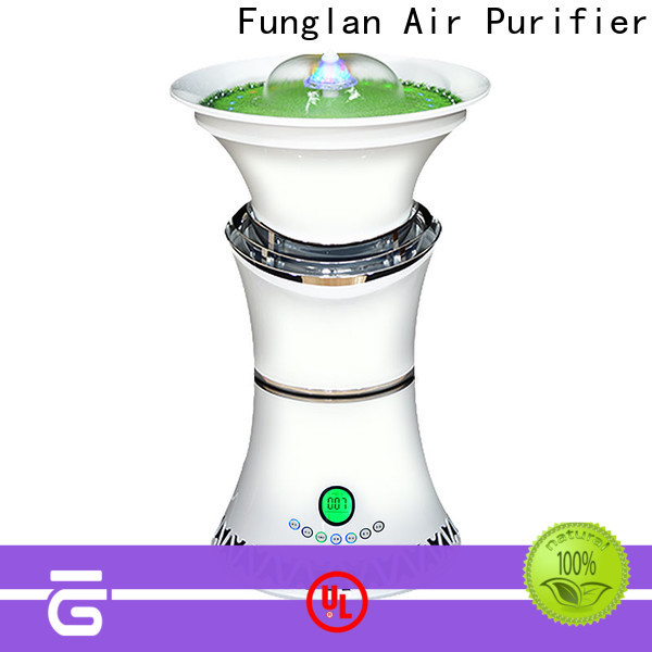 Funglan air purifier and humidifier Suppliers used to decompose and transform various air pollutants
