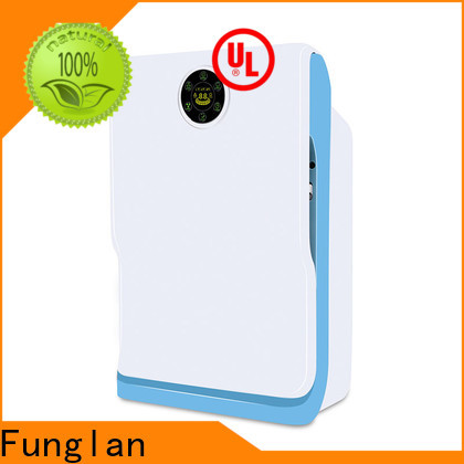Funglan Top air cleaner fan company for killing bacteria and virus