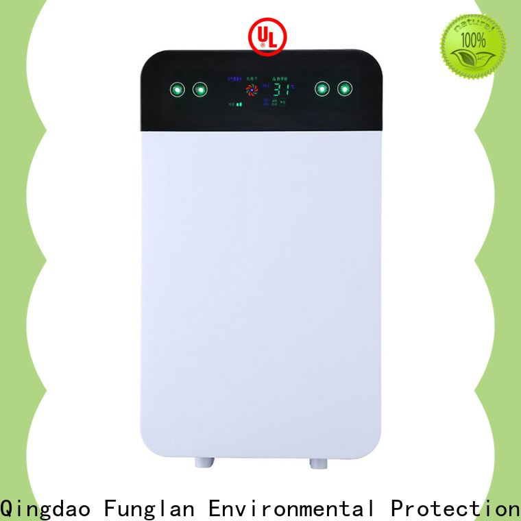Funglan New air purifier noise company for killing bacteria and virus