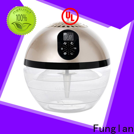 Funglan blue air purifier company for purifying the air