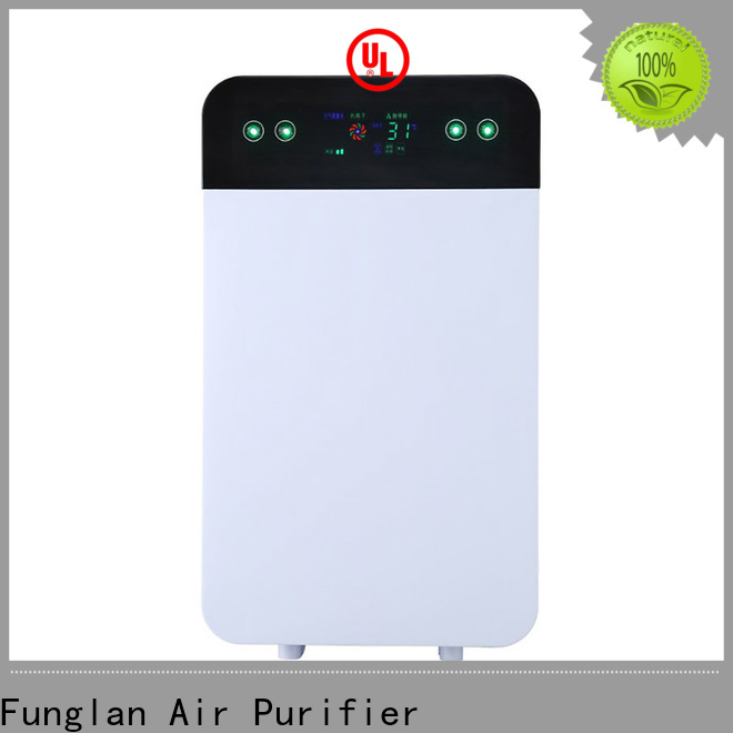Funglan tio2 air purifier company for STERILIZING