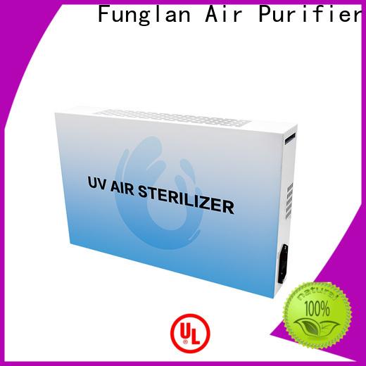 Funglan Custom wave air cleaner manufacturers for killing bacteria and virus
