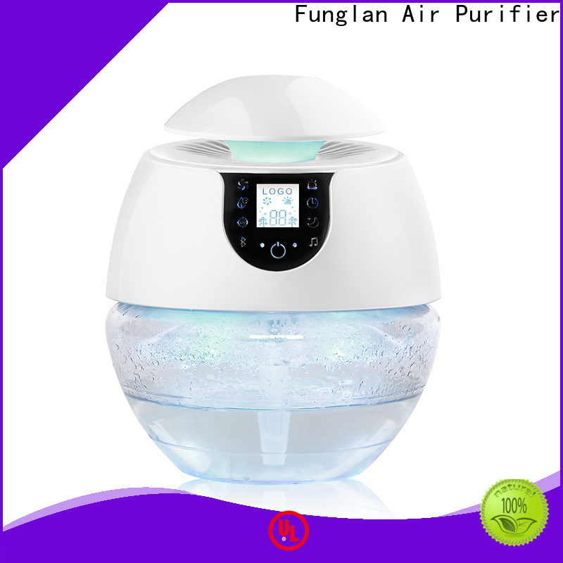 Funglan Top best home air filters for allergies for business for purifying the air