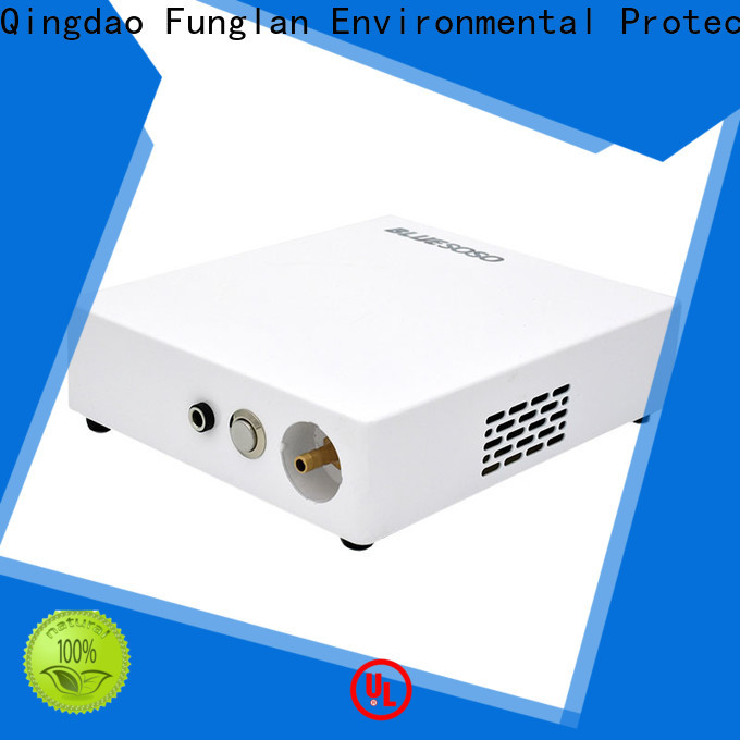 Funglan nano air purifier for car manufacturers for purifying car odors