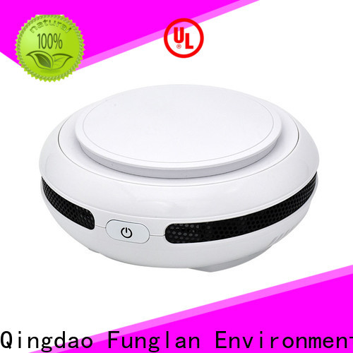 Funglan High-quality car air purifier price company for air purification in cars