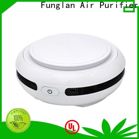 Funglan Best eco breeze car air purifier ionizer company for purifying car odors