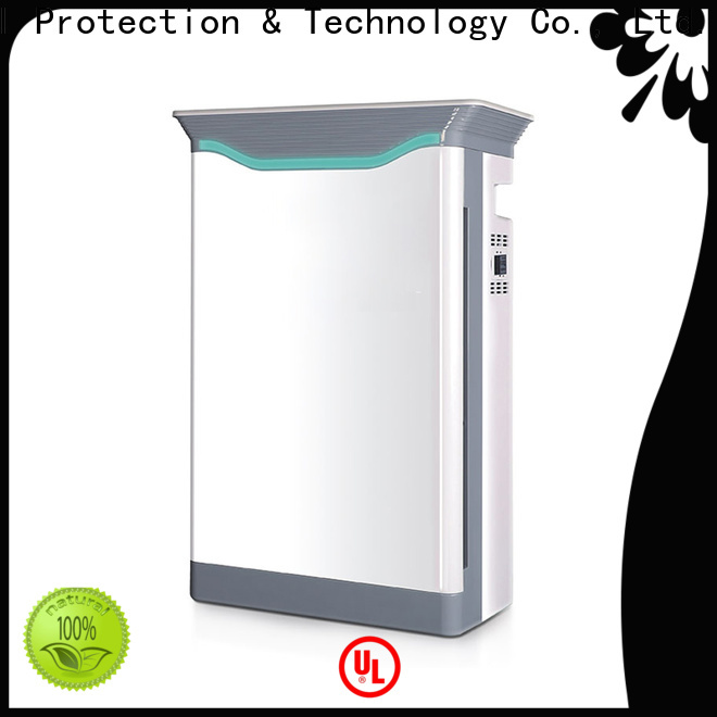 Funglan oxygen air purifier factory for home use