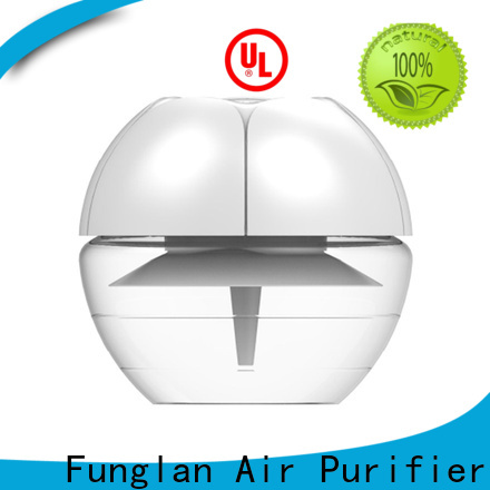 Funglan air cleaner assembly for business used to decompose and transform various air pollutants