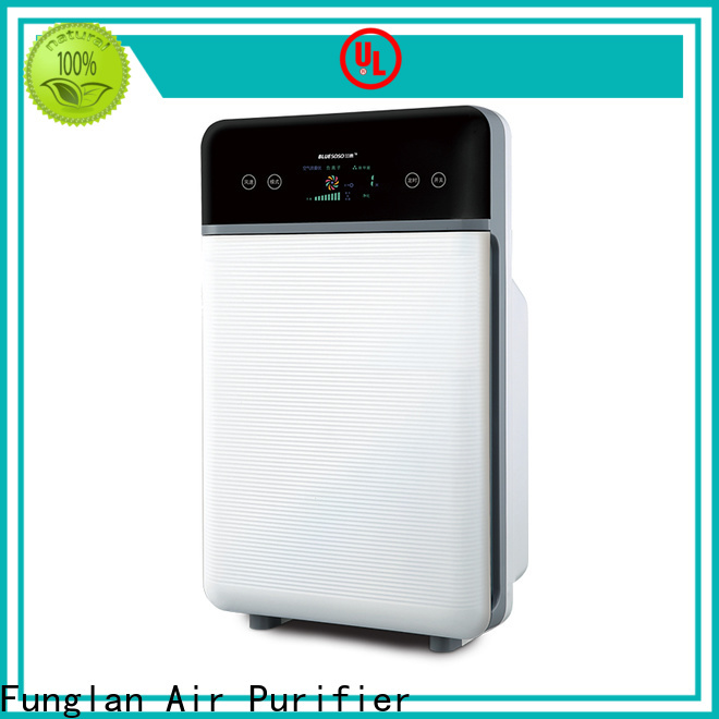 Funglan air cleaner design manufacturers for killing bacteria and virus