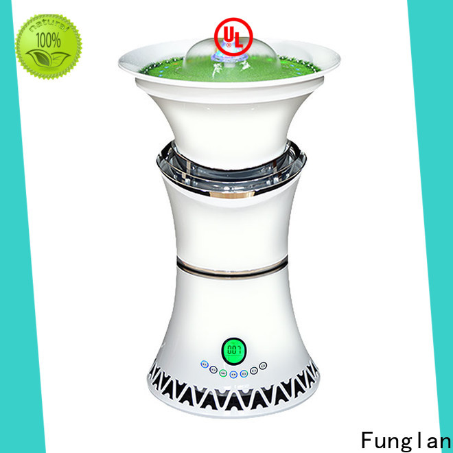 Latest air purifier with washable filter for business for purifying the air